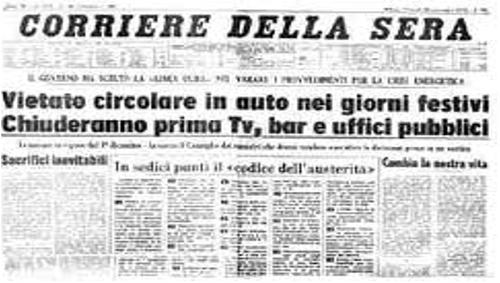 La Consorteria Petrolifera – Viaggio nel polmone nero del Potere italiano. Capitolo II: la legge