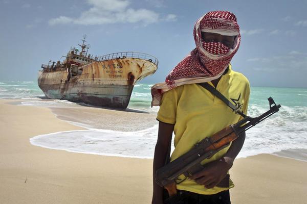 Pirateria in Somalia: la minaccia dell'1%