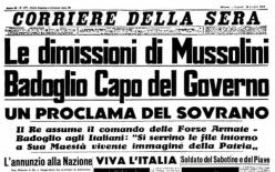 Il fascismo alla fine di Mussolini? Tradimenti e giri di valzer