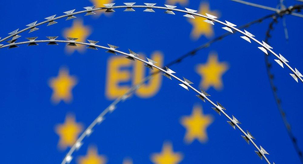 Europa filo spinato