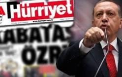 Erdogan Hurriyet
